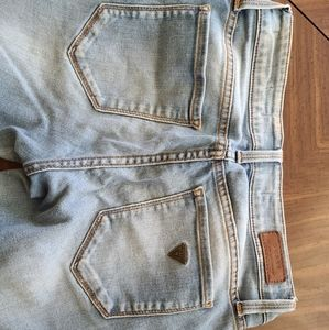 GUESS SKINNY LOW JEANS